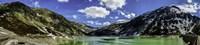 Glacier Lakes Fine-Art Print