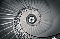 The Tulip Staircase Fine-Art Print