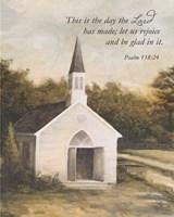 Let Us Rejoice Church Fine-Art Print