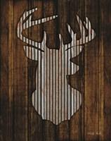 Deer Head I Fine-Art Print
