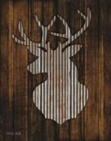 Deer Head II Fine-Art Print