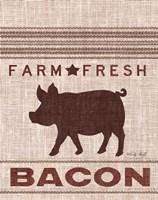 Grain Sack Bacon Fine-Art Print