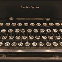 Smith Corona Typewriter Fine-Art Print