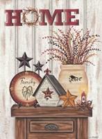 Home & Family Fine-Art Print