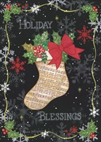 Holiday Blessings Fine-Art Print