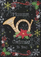 Merriest Christmas Fine-Art Print