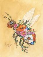 Botanical Bee Fine-Art Print