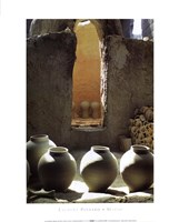 Potteries, Morocco Fine-Art Print