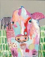 Moo Series:  Farrah Fine-Art Print