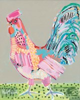 Cluck Norris Fine-Art Print