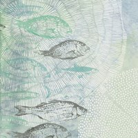 Swimming Fish Fine-Art Print