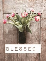 Blessed Tulips Fine-Art Print