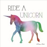 Ride a Unicorn Fine-Art Print
