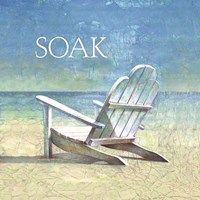 Coastal Soak Fine-Art Print