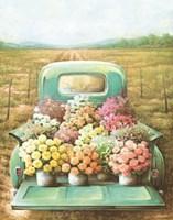 Flowers for Sale Fine-Art Print