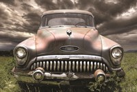 Stormy Buick Fine-Art Print