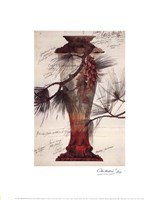 Model of a Crystal Vase Fine-Art Print