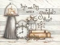 Grateful Heart Fine-Art Print