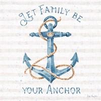 Nautical Life IV Fine-Art Print
