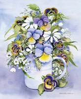 Pansies Perfect Fine-Art Print