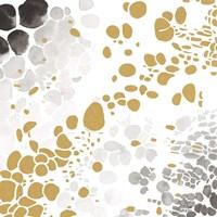 Speckled Trio I Fine-Art Print