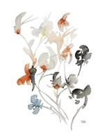 Watercolor Botanical I Fine-Art Print
