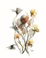 Watercolor Botanical III Fine-Art Print