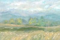 Country Meadow Landscape Fine-Art Print