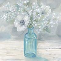 Vintage Jar Bouquet II Fine-Art Print