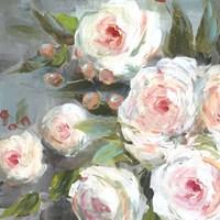 Pink Blooms I Fine-Art Print