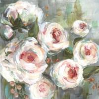 Pink Blooms II Fine-Art Print
