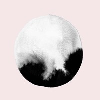New Moon I Blush Fine-Art Print