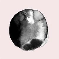 New Moon II Blush Fine-Art Print