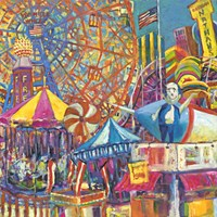 Coney Island Fine-Art Print
