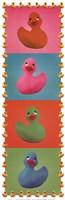 Ducky Rainbow Fine-Art Print