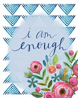 I Am Enough Fine-Art Print