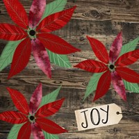 Poinsettia Joy Fine-Art Print