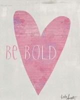 Bold Heart Fine-Art Print