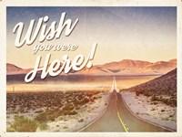 Wish You Were Here Fine-Art Print