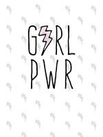 GRL PWR Fine-Art Print