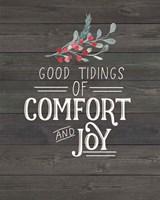 Comfort and Joy Fine-Art Print