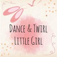 Dance & Twirl Fine-Art Print
