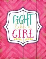 Fight Like a Girl Fine-Art Print