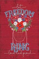 Let Freedom Ring Fine-Art Print