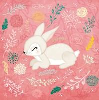 Woodland Bunny Fine-Art Print