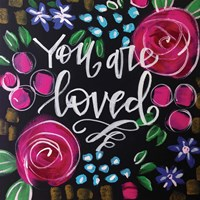 You Are Loved Fine-Art Print