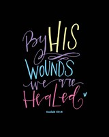 Easter - By His Wounds Fine-Art Print