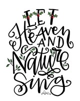 Let Heave and Nature Sing Fine-Art Print