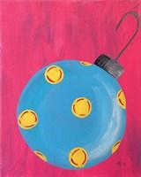 Blue Ornament Fine-Art Print