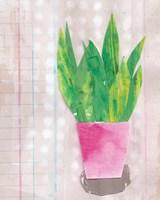 Pink Pot Fine-Art Print